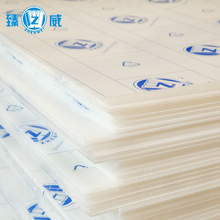 China Suppliers Black White Large Sheeting Plastic Sheeting Sheets