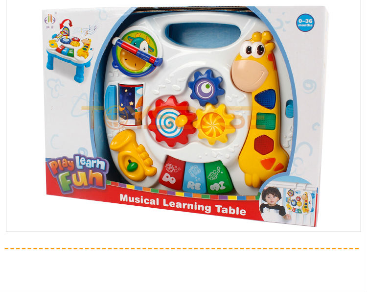 Boy Toys Packaging : In child and baby learning toy electronic educational