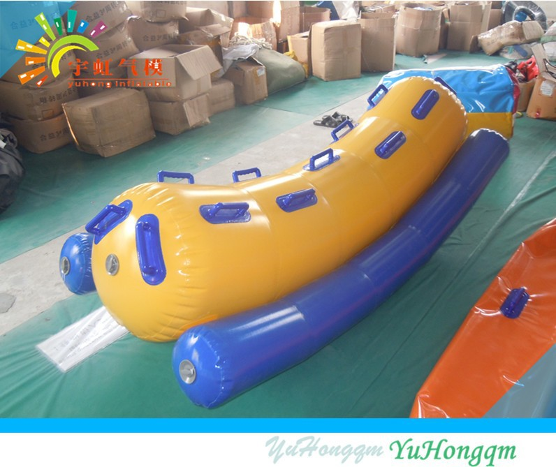 Inflatable Water Totter Games Water Seesaw Inflatable Water Parks CE UL