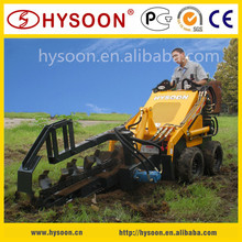 CE 23HP Gasoline Mini Loader Farm Trencher