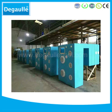 Degaulle ground pool filter without chemicals and bovone machine