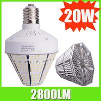 Bbier CE RoHS Listed Stubby ED Garden Light 2200lm 22w E40 E27 Led Bulb Sizes