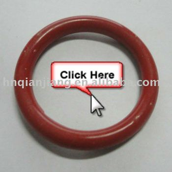 Red FKM O-Ring