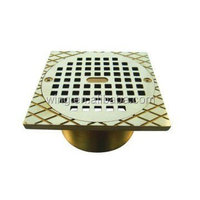 oem concrete drain channel metal drain covers dumbbells for sale