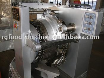lollipop forming machine