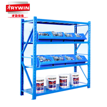 High Quality Warehouse Metal Light Duty Shelf Storage Shelving Racking For Sale