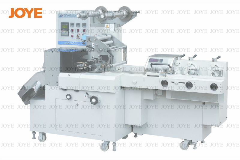 Soft Candy Like Toffee Automatic Cutting And Wrapping Machine JY-800Q
