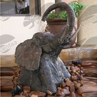 500 Designs Animal Bronze Statue, Animal Bronze Sculpture (Customized service is available) VSE-006