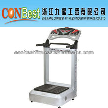 Slim Beauty Fitness Equipment Power Max Vibration Plate Crazy Fit Massage With CE ROHS