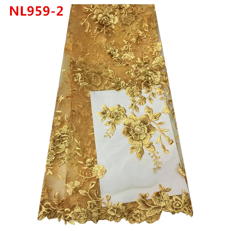 wholesale dubai french lace / african french net lace fabric for curtains