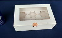 cupcake box new sample-custom your design