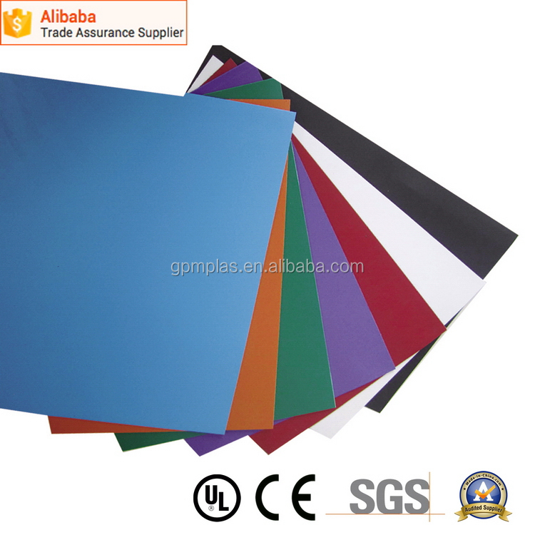 Bottom price unique pvc free paint board product line