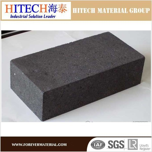 high quality sintered magnesia chrome refractory bricks for nonferrous metal metallurgy