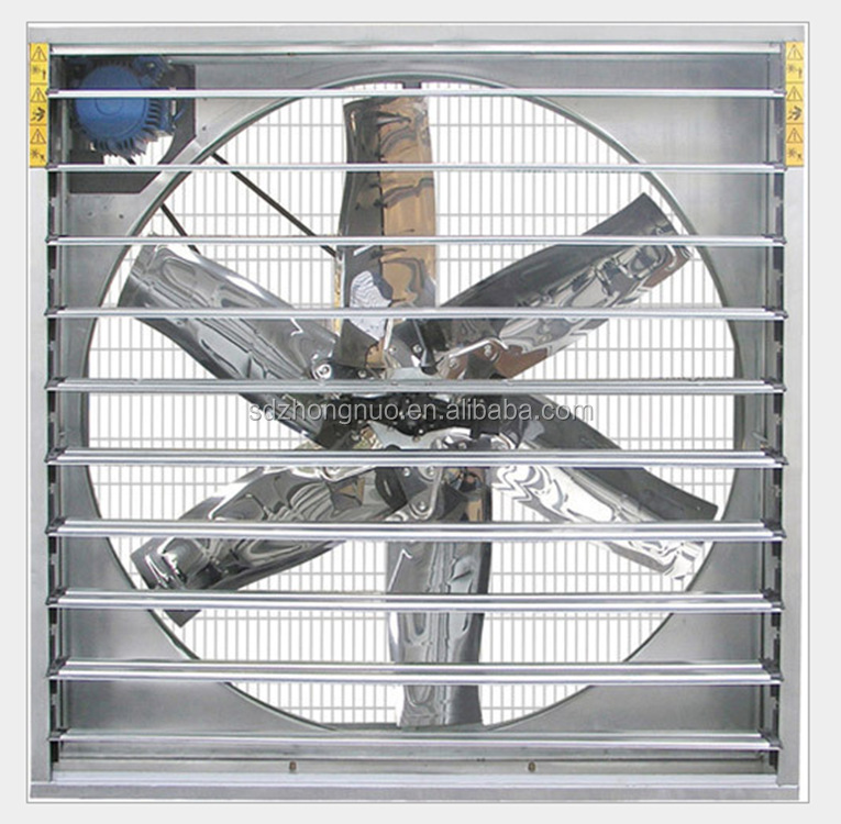 1060mm Ventilation cooling system greenhouse air circulation fan