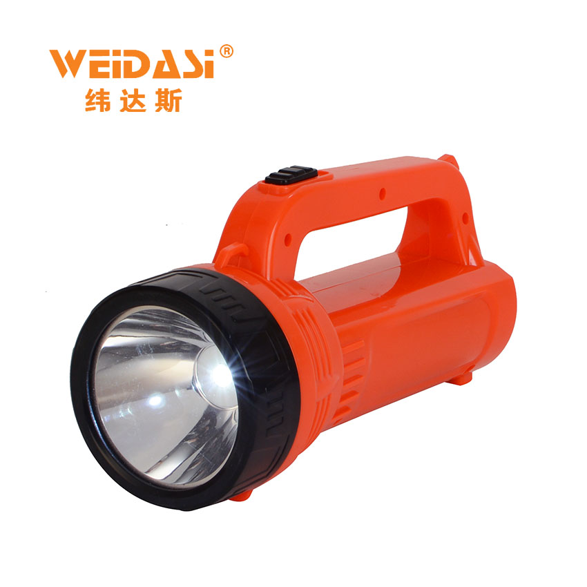 2017 Multifunction Rechargeable Searchlight Handheld Spotlight
