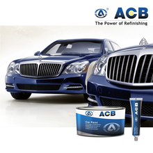 ACB car body repair acrylic paint hardener