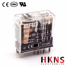 High quality 110v ac relay 8 pin ( replace RJ2S-CL-A110)