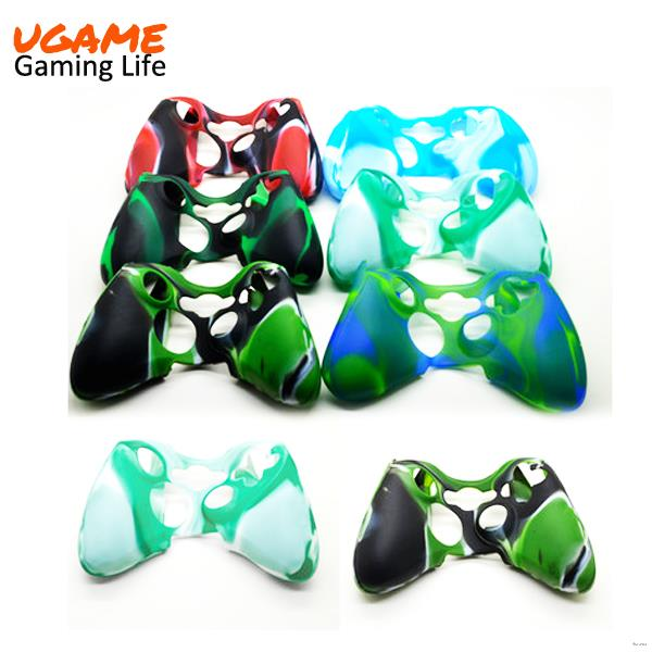 Colorful Silicone Case Skin Protect Gaming Gear For XBOX 360 Controller