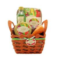 Country House Gardener basket bath premium gift set