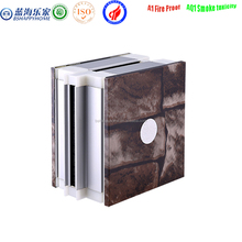 New generation fireproof material Soxygen Magnesium core panels fireproof wall materials