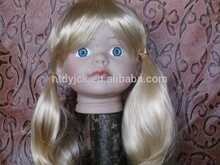 Hot Sell synthetic hair doll wig manufacture