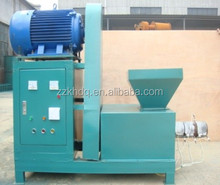 Wood charcoal briquette making machine with factory price