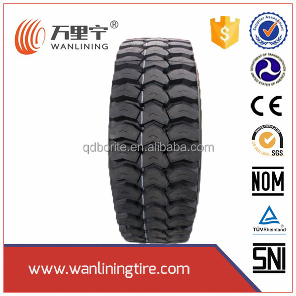 Outstanding China Supplier New Radial Truck Tire