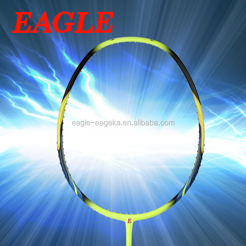 EAGLE brand E259 full carbon super light badminton racket