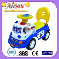 Hot plastic pedal car Alison C30227 double seats ride on car ride on push baby toy car