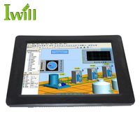Industrial touch screen pc I3 I5 all in one touch screen desktop computer