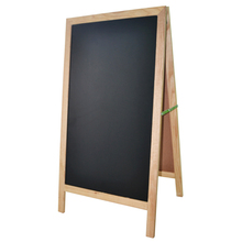 Stand writing black board