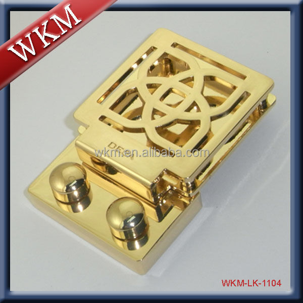 woman and man suitcase lock pick set