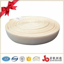 Soft Twill Colored Woven Polyester Elastic Band Tapes