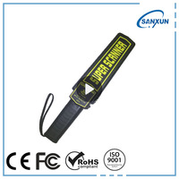 Security metal detector , Hand Held Metal Detector For Bus Station