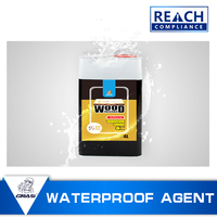 prefabricated wooden bungalows waterproofing base organic siloxane nano coating spray