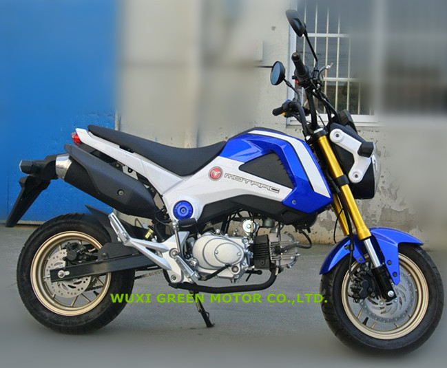 super monkey 125cc motorcycle street motorbike