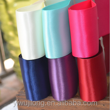 50mm pure color satin ribbon 22colors