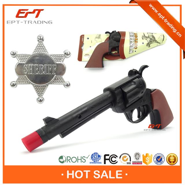 Wholesale top quality kids toy cowboy guns for sale