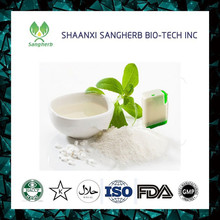 Low Price natural High Quality Stevia extract stevioside pow high quality
