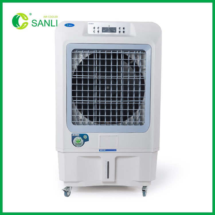 HF-SJ07Y-PB DC&AC With battery recharge,180w Air condition system and industrial water air cooler