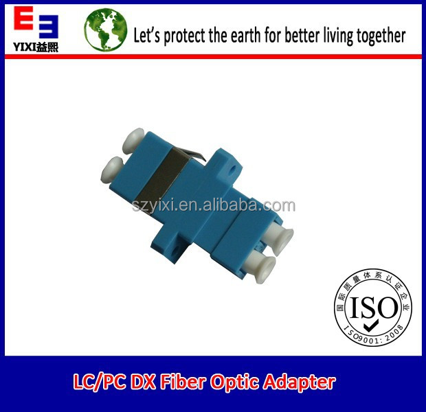 optical components lc duplex sma st fiber optic adapter