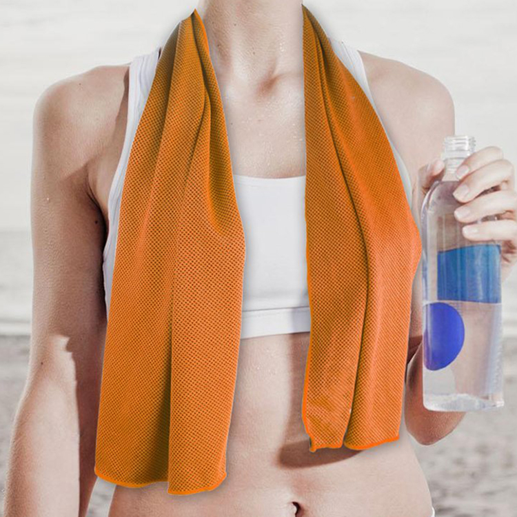 Cool Bowling Fitness Yoga Towels
