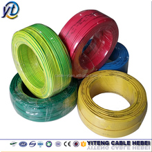 2.5 sq mm single strand copper electrical wire cable