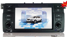 Popular 7 inch one din in-dash Special Car DVD Player Car radio car gps 3 Series DJ7062 for BMW E46 1998-20063
