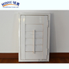 China supplier UPVC Frame Casement Louver Window for sale