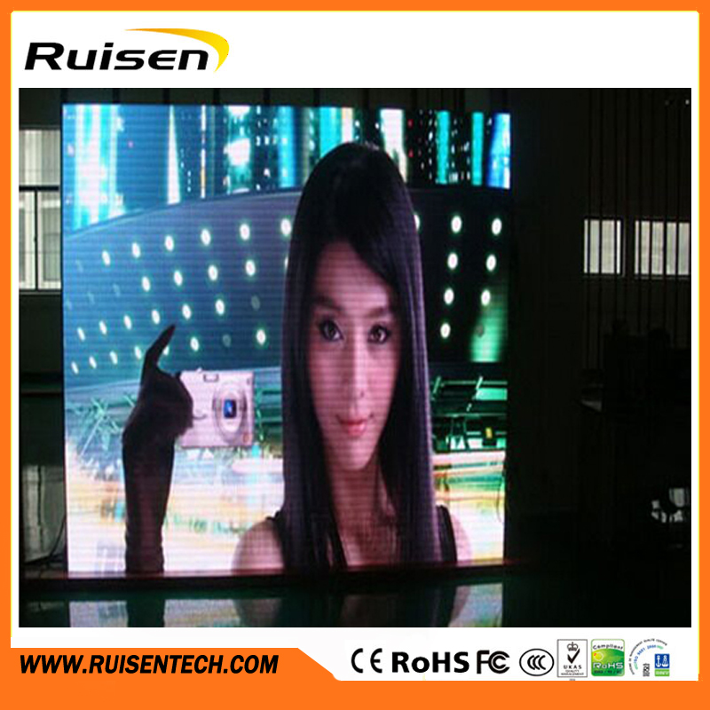 Die Casting Aluminum Indoor Rental LED Display Screen p2.5,P3, P4, P5, P6 SMD super thin LED x video wall panel