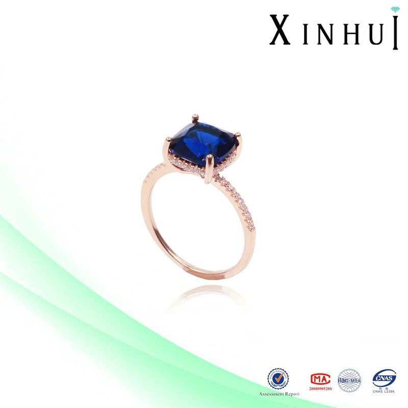 XINHUI JEWELRY silver stone ring designs SILVER 925 WHOLESALE