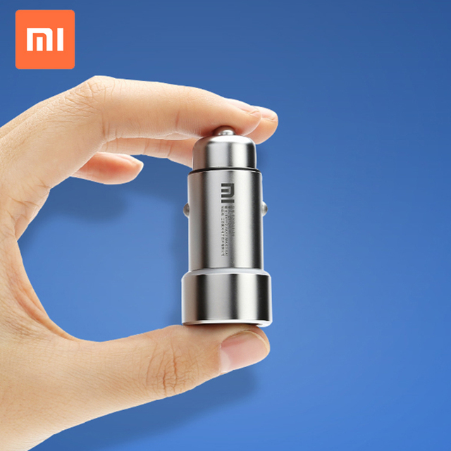 Top Sales Mobile Phone Accessories Xiaomi Mi Dual USB Car Chargers