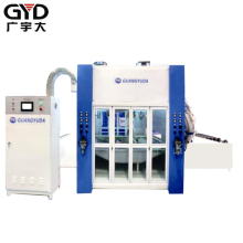 panel-type furniture production line automated spray painting machine for sale