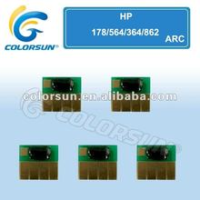 New arrival and wholesales ARC chip for HP 364/564/178/862/920 series cartridge